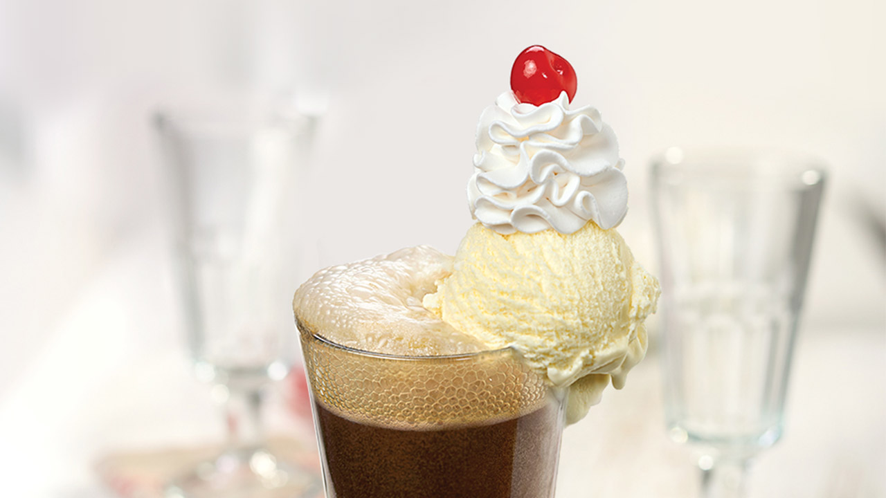 Friends milkshake picture