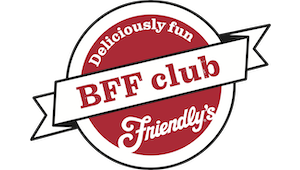 Friendly's BFF Club Logo