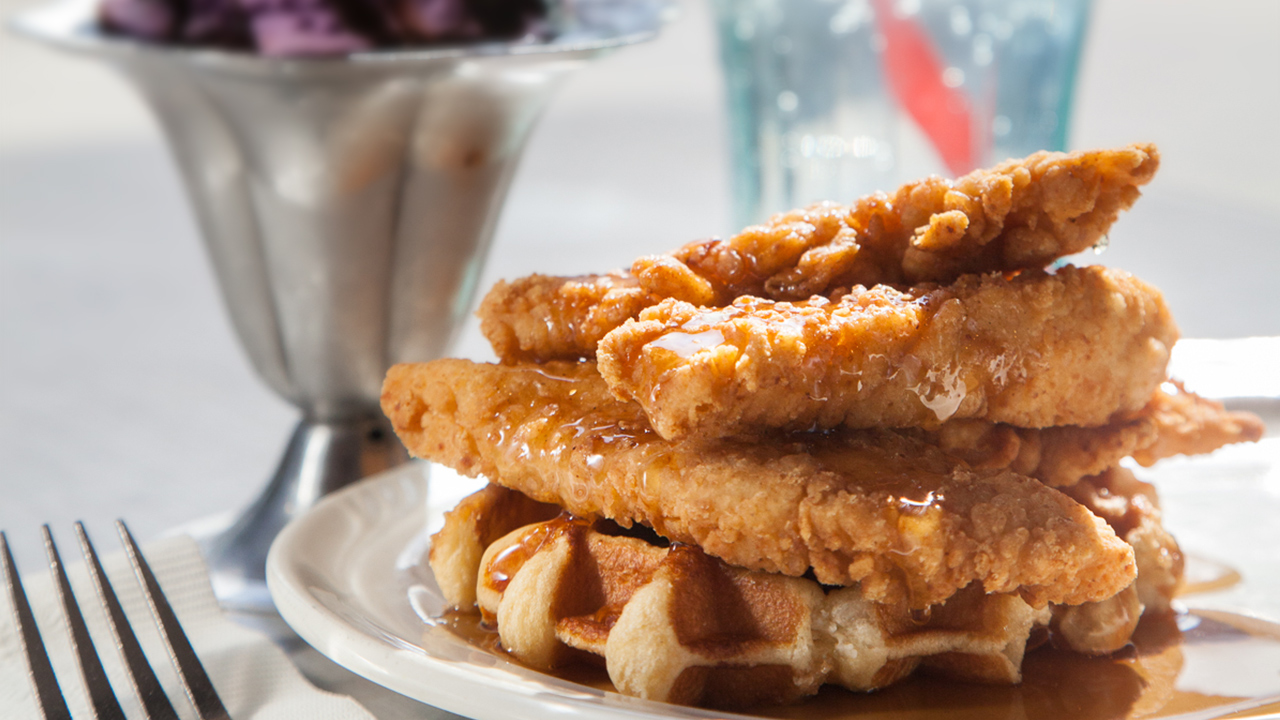 Southern Chicken & Waffles