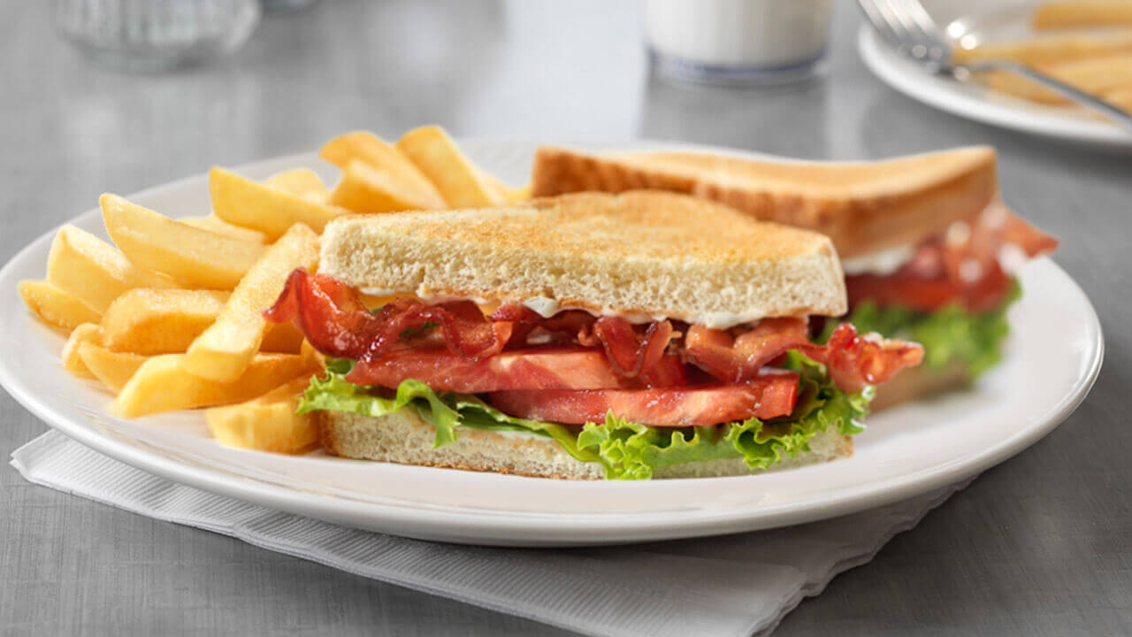 Friendly's(R) BLT
