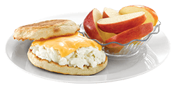 English Muffin and Egg(t) Sandwich