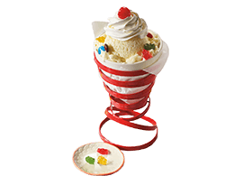 Build Your Own Sundae