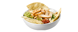 Fajita Chicken Rice Bowl