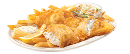 New England Fish 'N' Chips