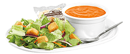 Soup & Side Salad