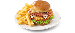 Chicken Cordon Bleu BLT