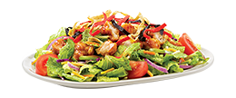 Honey BBQ Chicken Salad