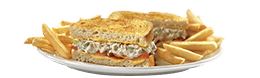 Tuna Salad SuperMelt(R) Sandwich