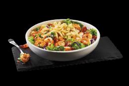Wonton Shrimp Salad
