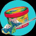 Crayola Color Me Sundae Cup