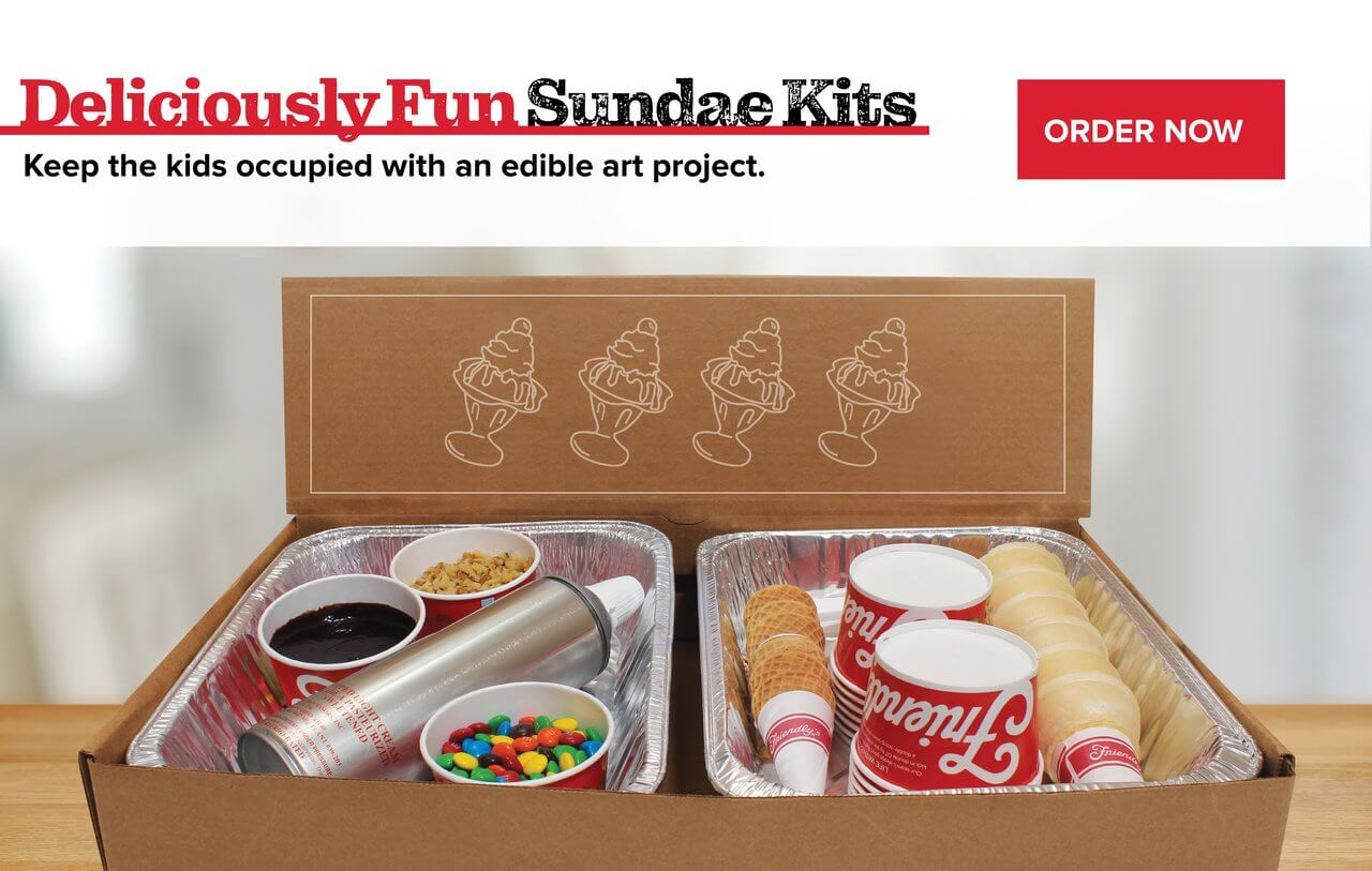 Deliciously Fun Sundae Kits