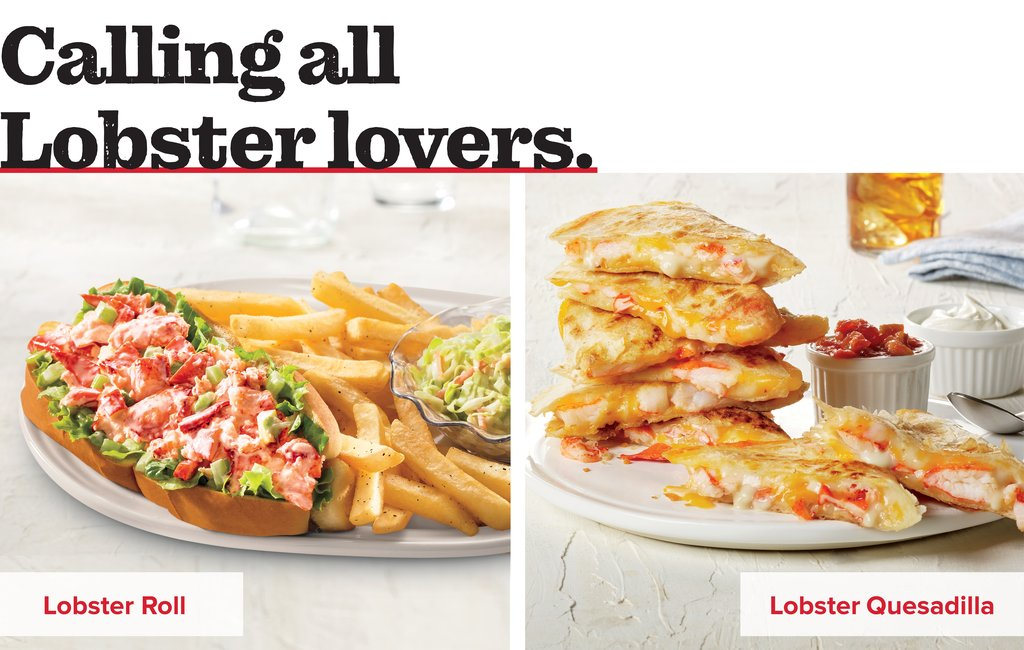 Lobster Fest at Friendly's!