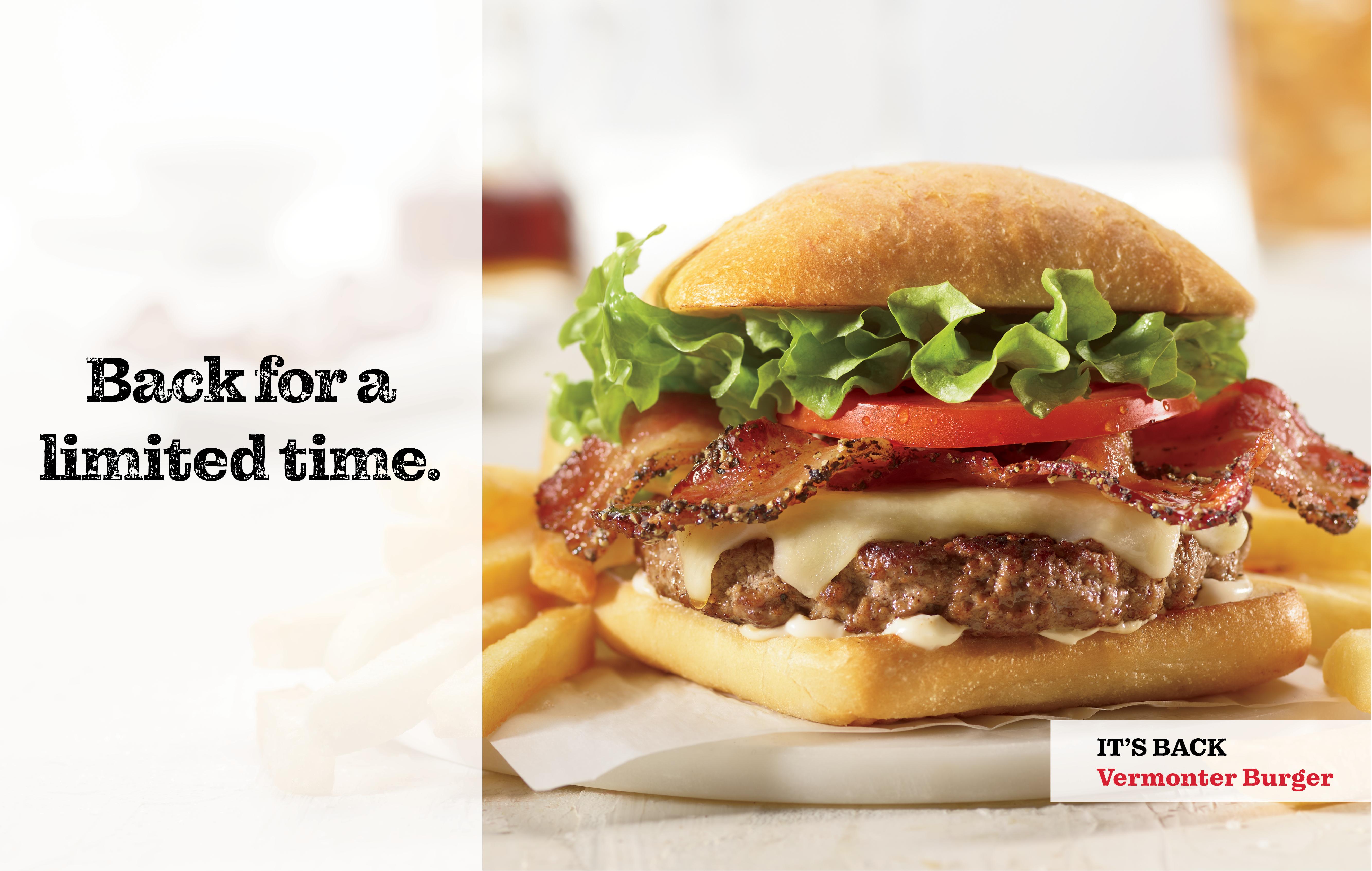 Vermonter Burger